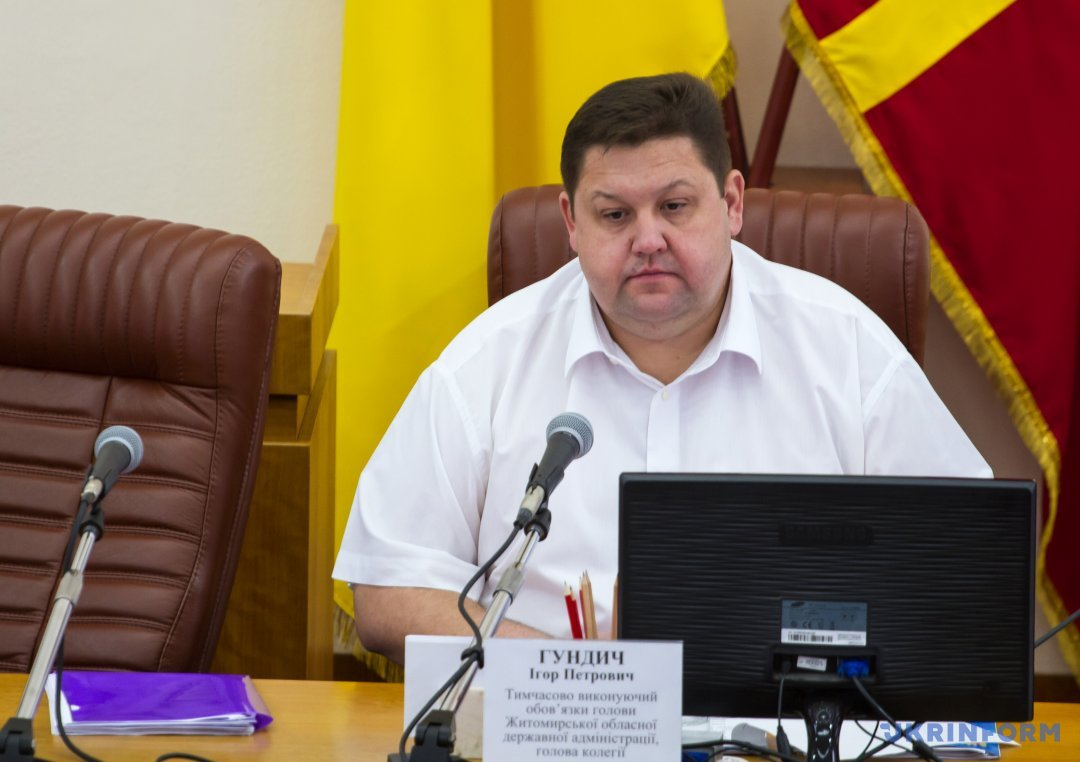 Порошенко назначил Гундича главой Житомирской облгосадминистрации - Цензор.НЕТ 5412