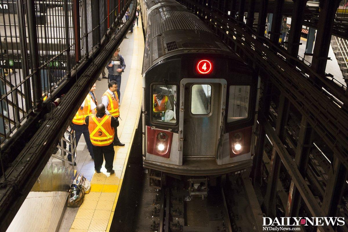 Jury grants $10 million to man crushed by subway platform extender at Union Square station