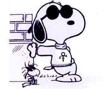 Image result for snoopy i miss prince