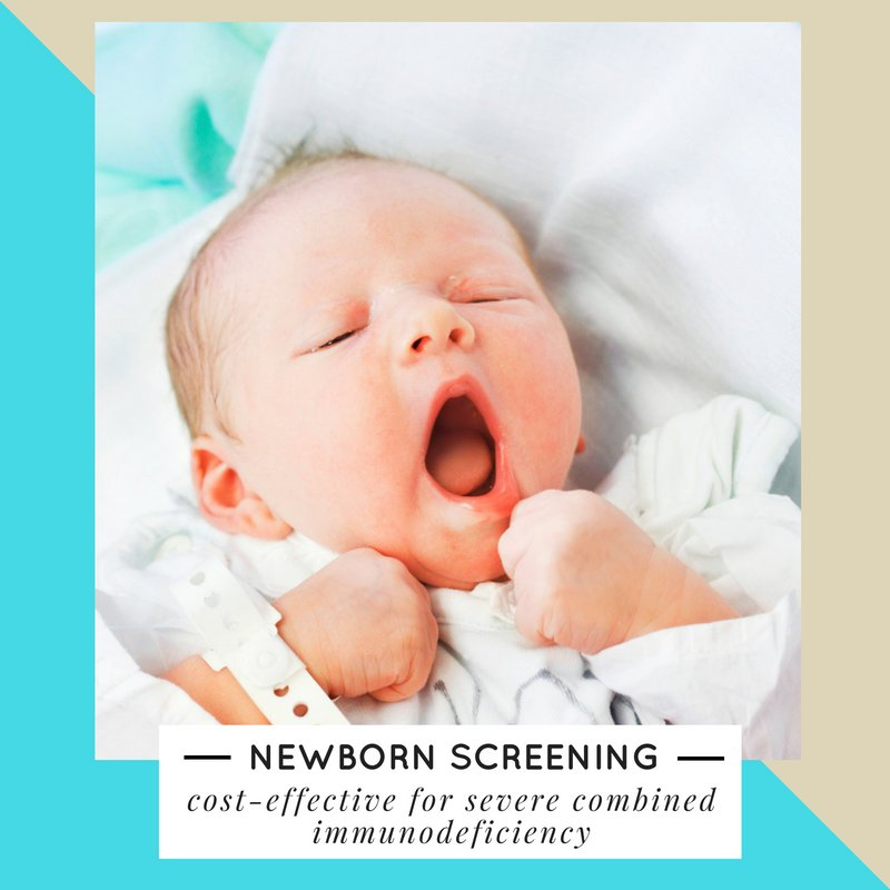 newborn screening essay Newborn screening mentioned: april 13, 2015, 5:45 pm latest sports see more freezing eggs to prolong fertility no guarantee of giving birth  newborn screening delay costly for mother whose.