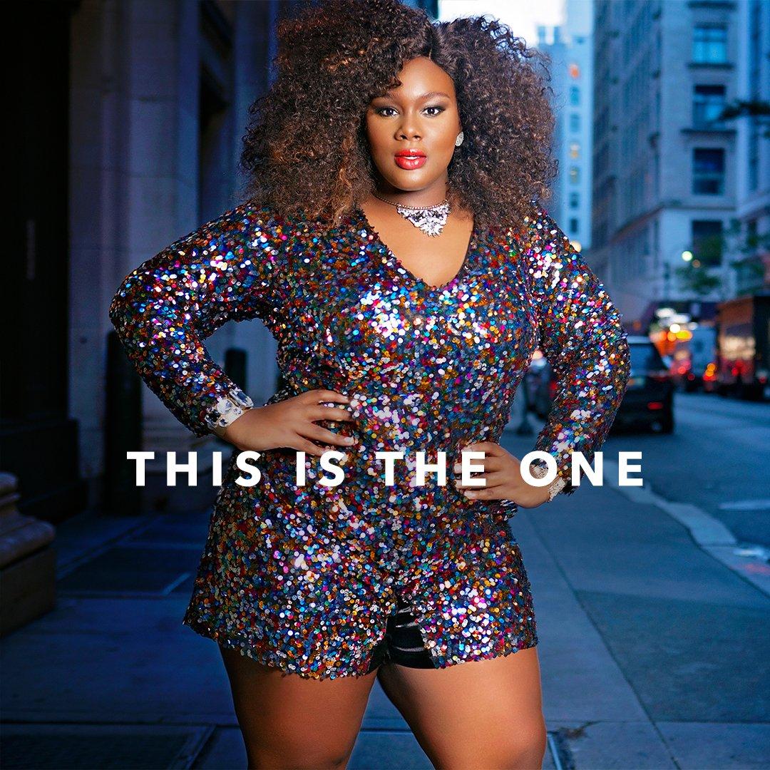 Big Beautiful Black Girls — Make A Statement in Monif C