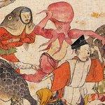 江戸時代のハロウィンがこれ!タコとか魚って!日本始まってたな!