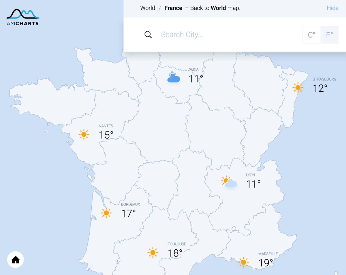 Smashing magazine on twitter looks good an interactive open smashing magazine on twitter looks good an interactive open source javascript weather mapping tool by amcharts httpstoww1on3os7 gumiabroncs Choice Image