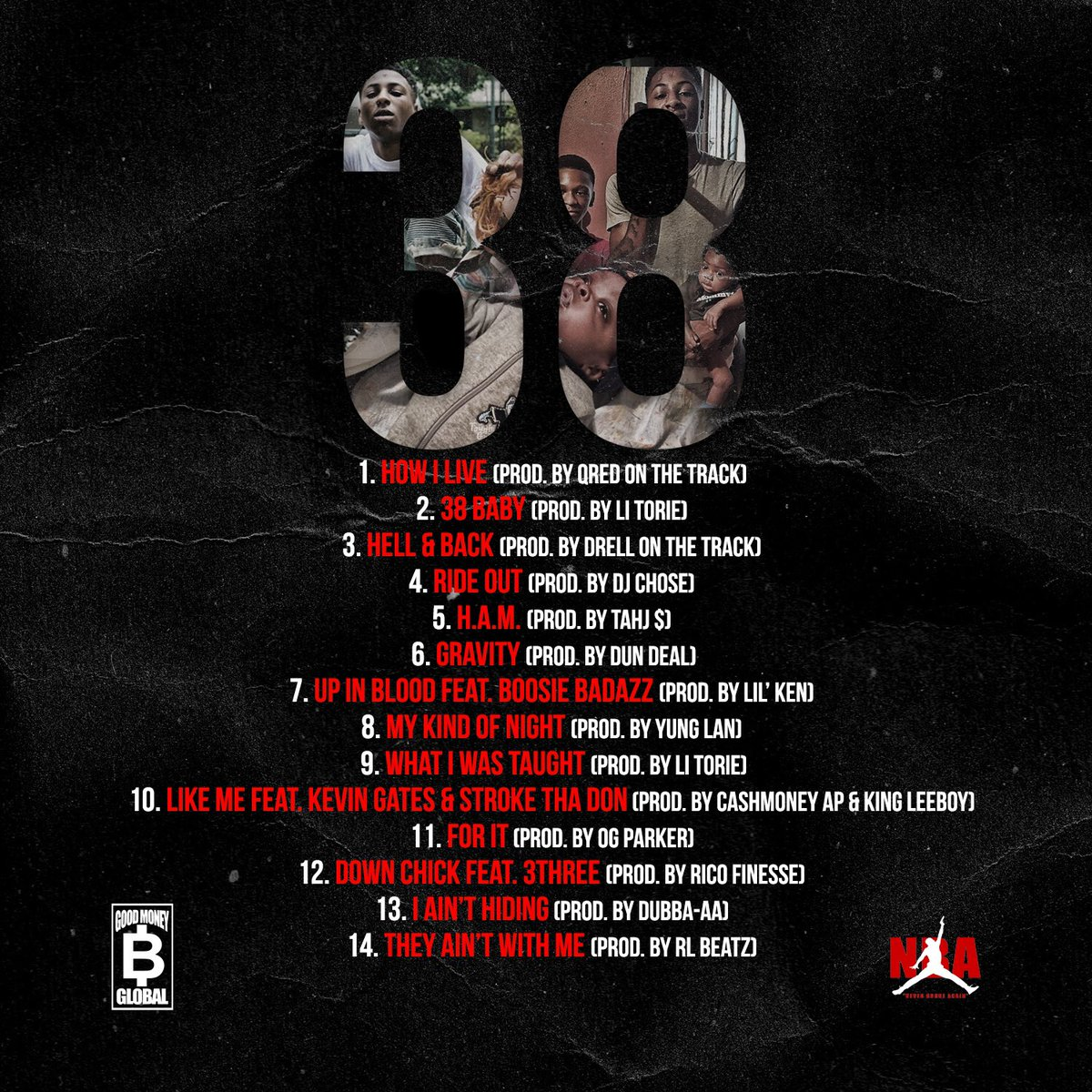 Spinrilla Com On Twitter Nba Youngboy S New Mixtape 38baby Drops