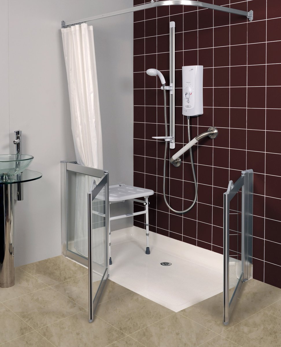 Level Access Walk In Showers And Wetrooms Specifically Designed To Transform Lives Enhance The Independent Lifestyle Find Out More Here