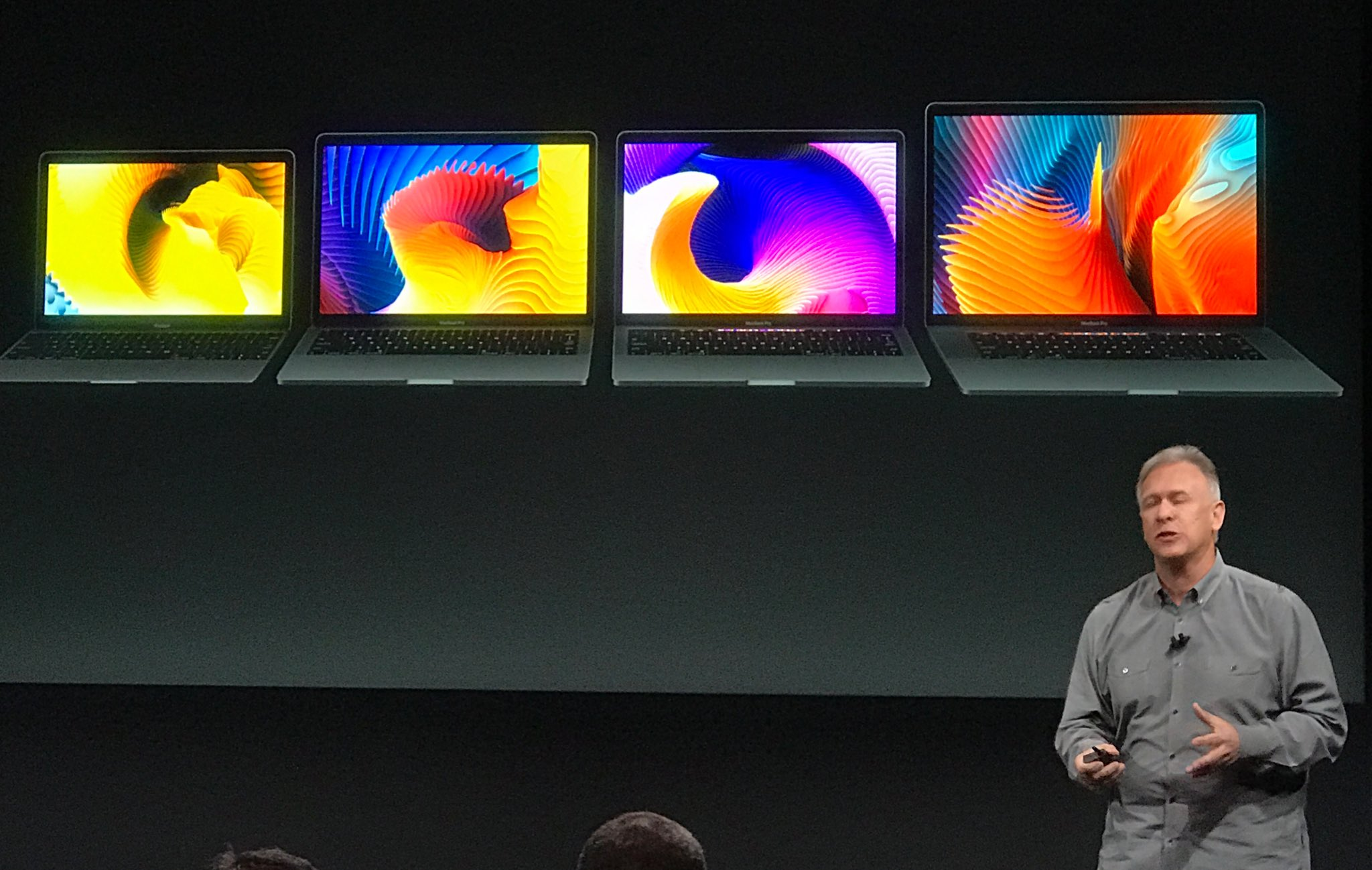 I think the Apple just killed the MacBook Air. #appleevent https://t.co/nZjJo0PqjI