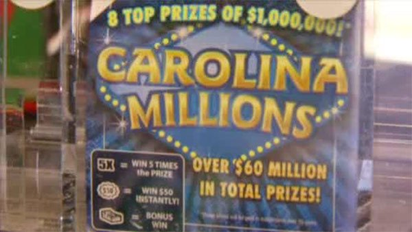 Woman wins $1 million trying to teach husband a lesson about lotteries