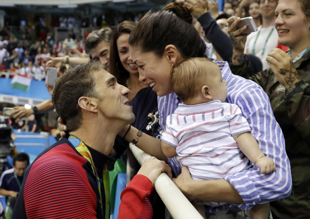 Michael Phelps, Nicole Johnson secretly married in June