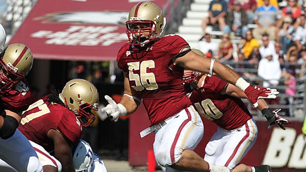 Former @BostonCollege Football Player Max Holloway Killed In Crash