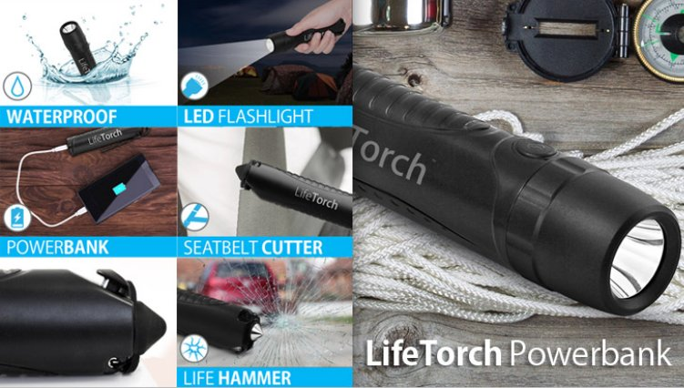 The LifeTorch multi-tool can get you out of some scary situations. Come to a Comporium store to pick up yours! pic.twitter.com/HjcPrzBpnJ
