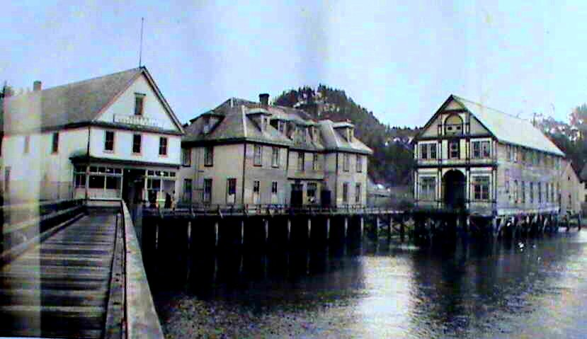 Ghost Town Countdown Day 2: Port Essington was an old cannery town on the south bank of the Skeena River. https://t.co/XxAtVce237