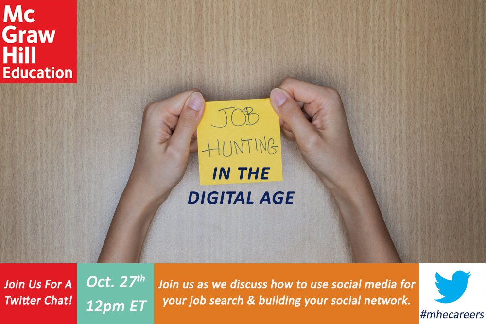 Thumbnail for #MHECareers: Job Hunting in the Digital Age