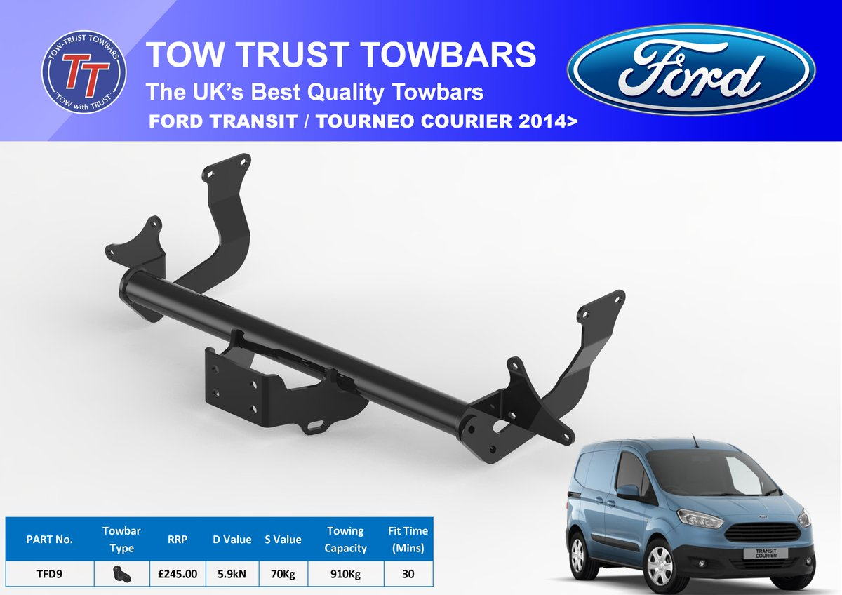 Tow Trust Towbars On Twitter In Stock Monday 31 10 16 Tow
