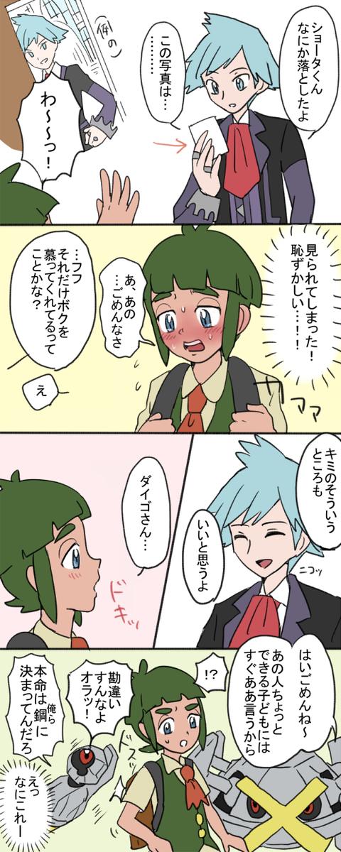 ショータ ポケモン