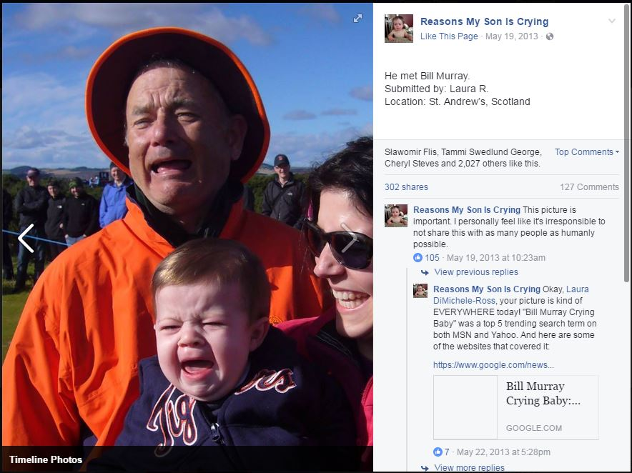 Is this a photo of Bill Murray or Tom Hanks?