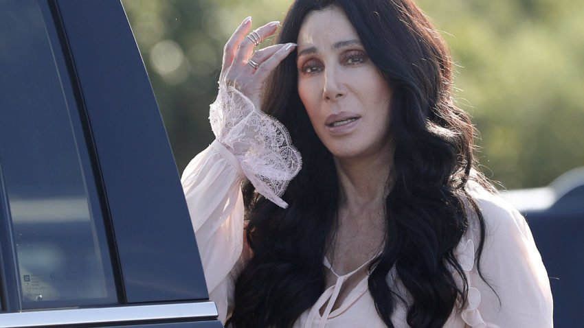 Cher is headlining a Boston fundraiser for Hillary Clinton