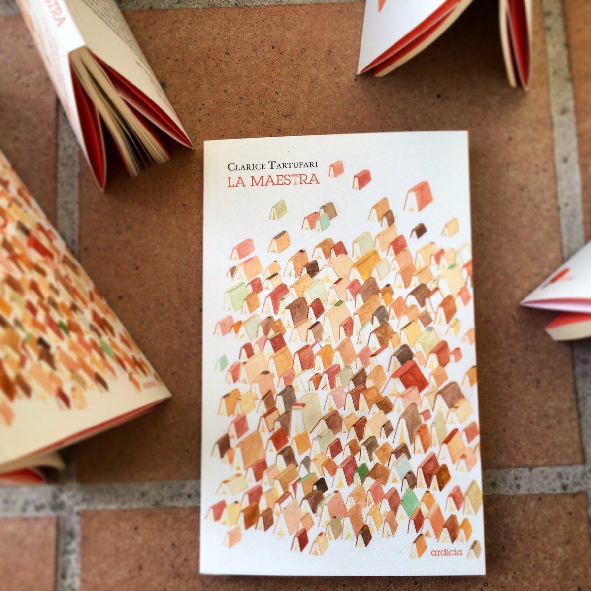 Ardicia 24: 'La maestra', de la italiana Clarice Tartufari. Ya en librerías. ardiciaeditorial.es/libros/2096/