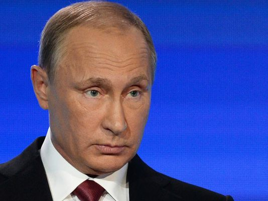 Putin rejects claims of interference in U.S. election