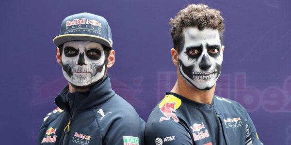 Formula 1, Gran Premio del Messico con Red Bull da paura.