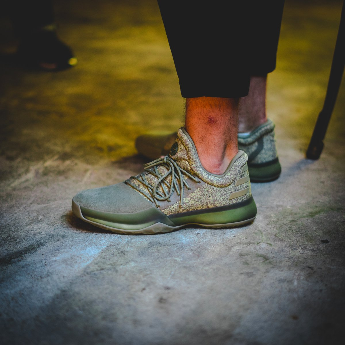 Adidas Harden Vol 1 On Feet