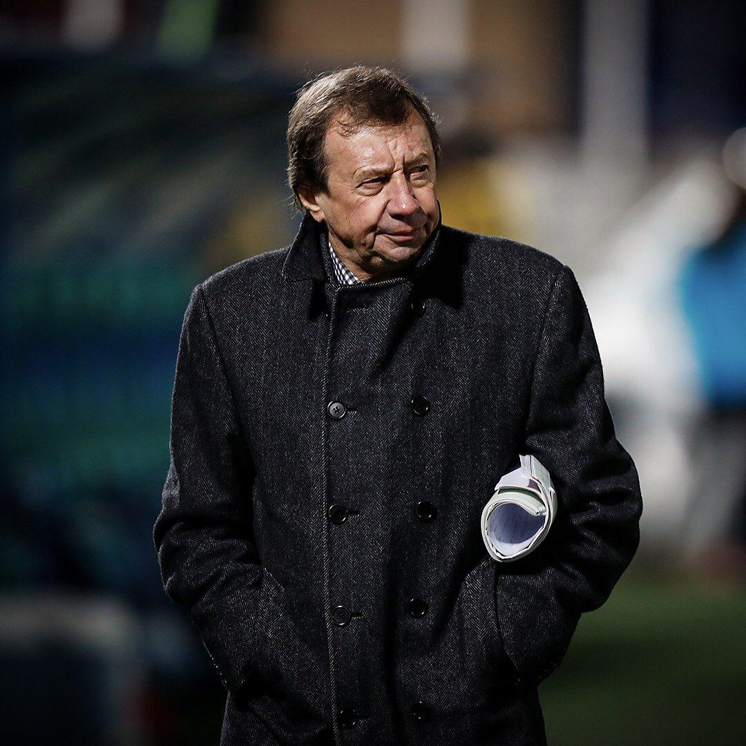 Юрий Семин: важно, что в следующем году продолжим участвовать в Кубке России