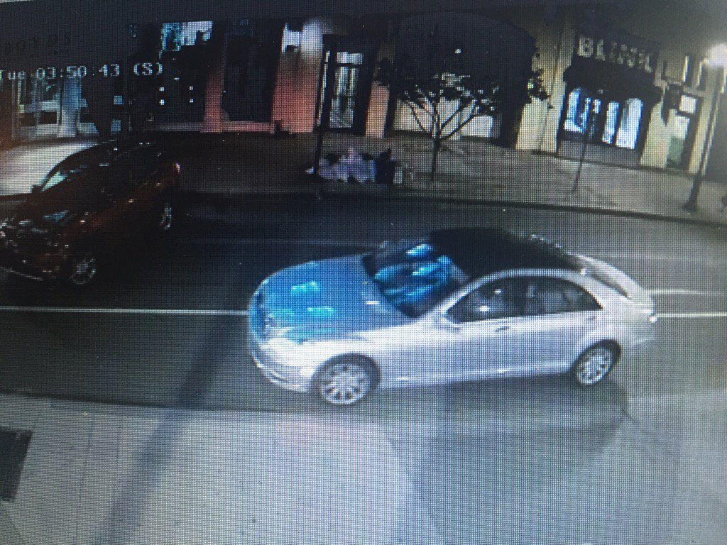 @FOX29philly Expensive Getaway. Stolen Mercedes in Boyds burglary used again in Macy's robbery.Bold!fox29