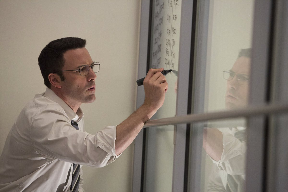 The Accountant, altro bellissimo film con Ben Affleck