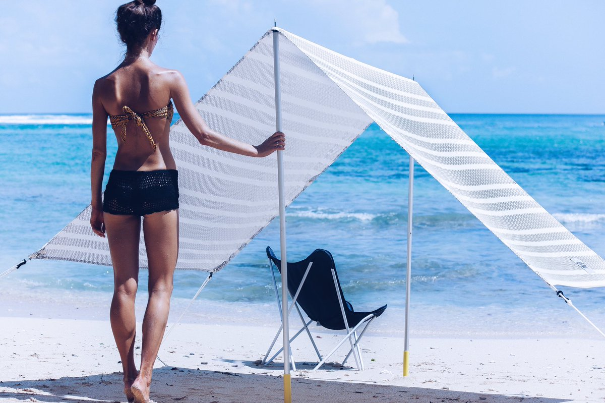 Lovinu0027 Summer on Twitter  ??Glorious Saturday ahead #melbourne Stylish #beach tent u0026 folding butterfly chair this #summer #butterflychair #trend #mel ... & Lovinu0027 Summer on Twitter: