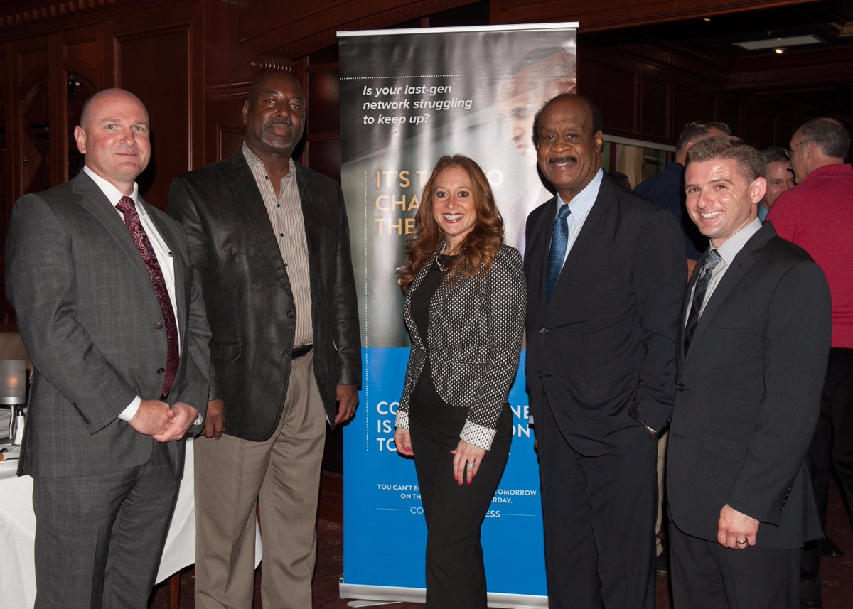 Byron Cantrall, Ike Leggett, Donna Livingston And Josh Bokee