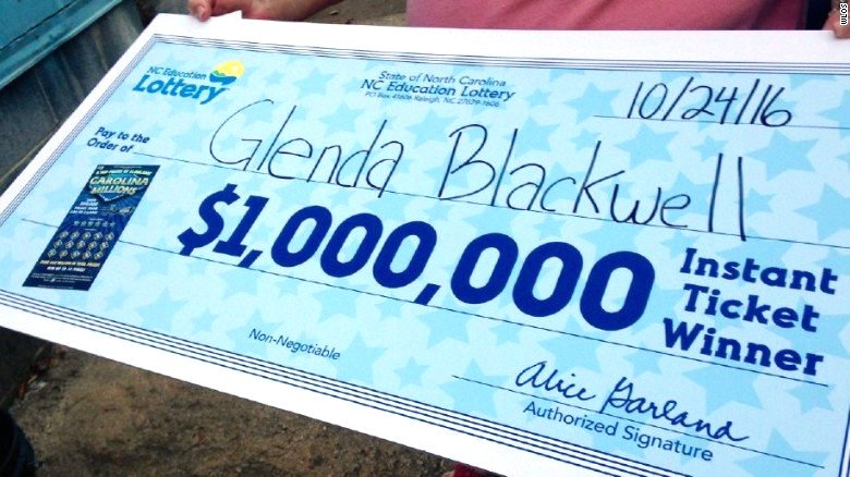 Woman wins $1M trying to teach husband lesson 8NN