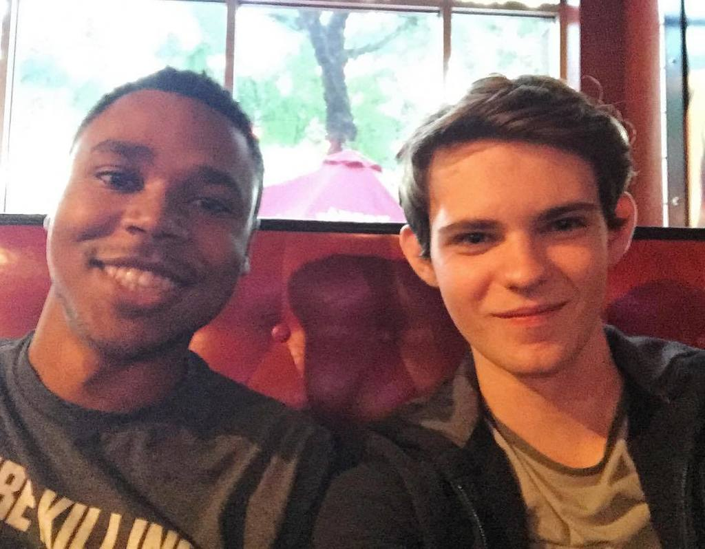 "Robbie Kay on Twitter: ""Eight years later, and he hasn't ..."