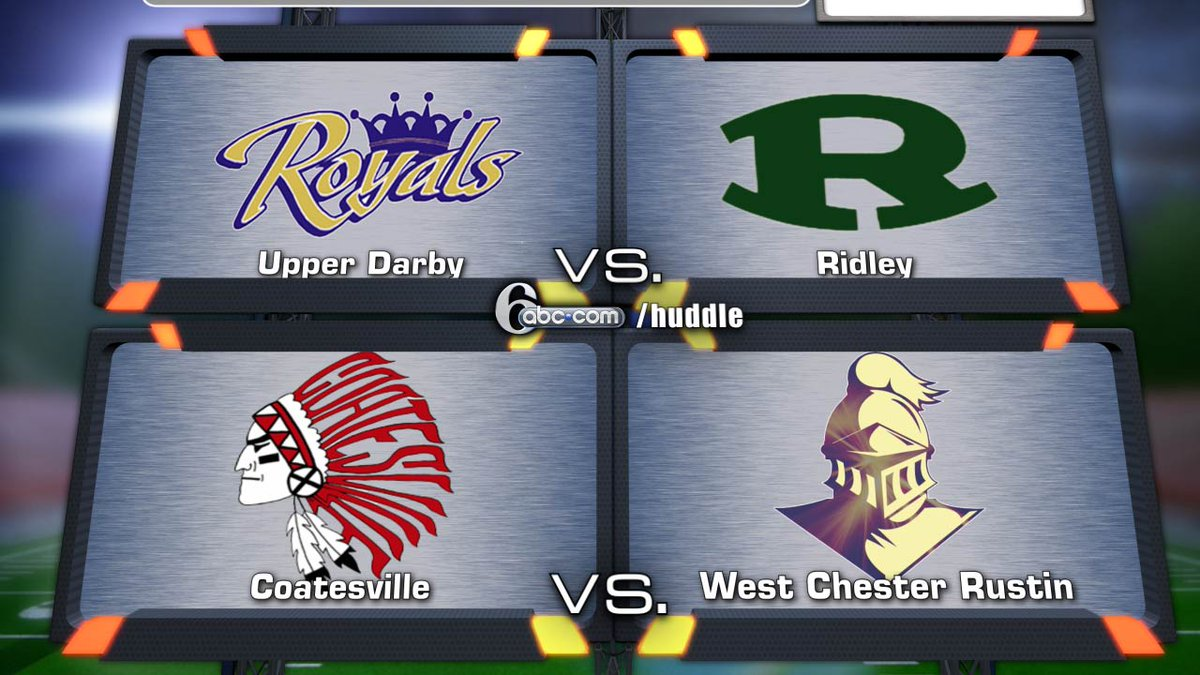 Vote for High School Huddle's Game of the Week
