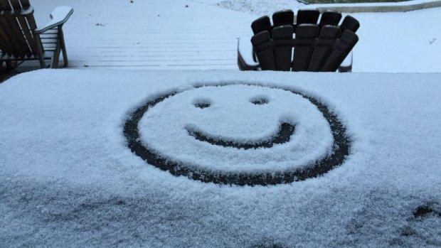 Ottawa's 1st snowfall of the season is on its way ottnews ottweather