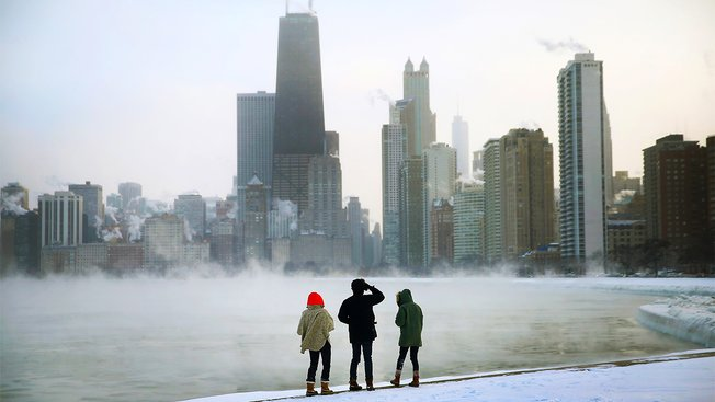 City bracing for heavy snowfall, frigid temps this winter: Report