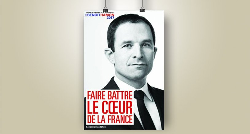Image result for benoit hamon faire battre le coeur de la france