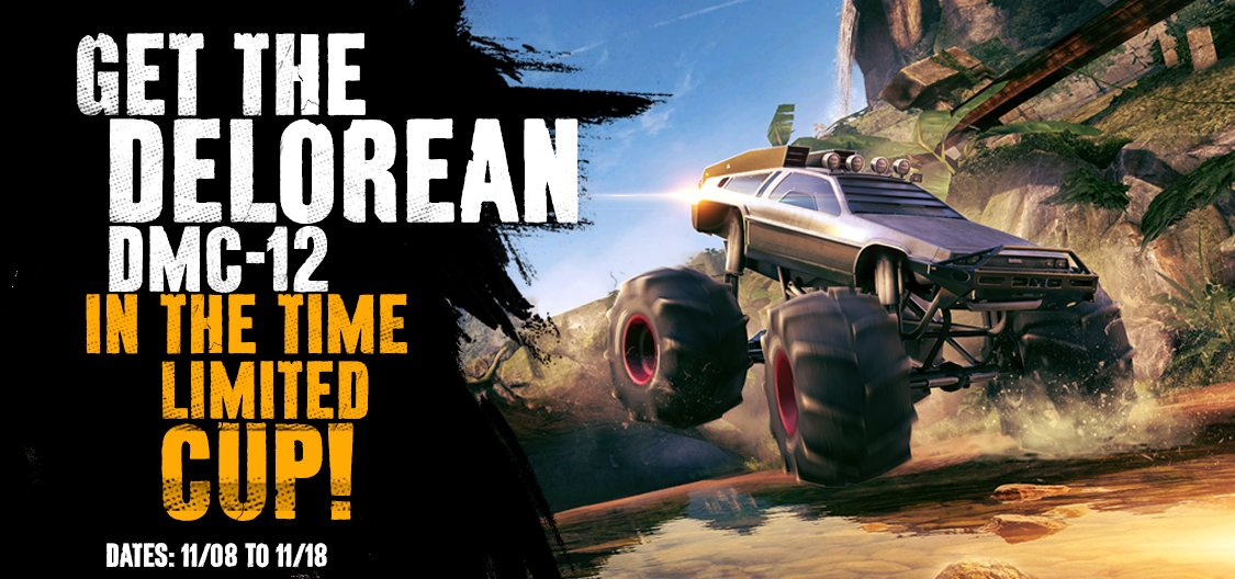 Asphalt On Twitter Climb Up The Leaderboard Of The Delorean Dmc 12 Cup This Weekend In Asphaltxtreme Play Now Https T Co Iju5w4fnl5