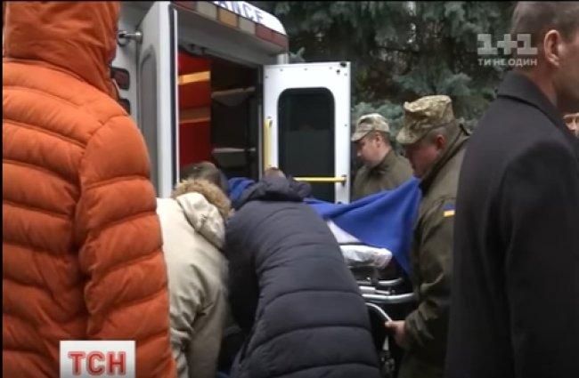 В зоне АТО погиб украинский регбист Денис Здоровец - Цензор.НЕТ 511