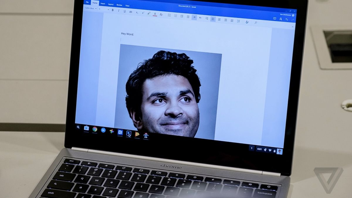 Microsoft Office for Chromebooks will require a subscription for most devices
