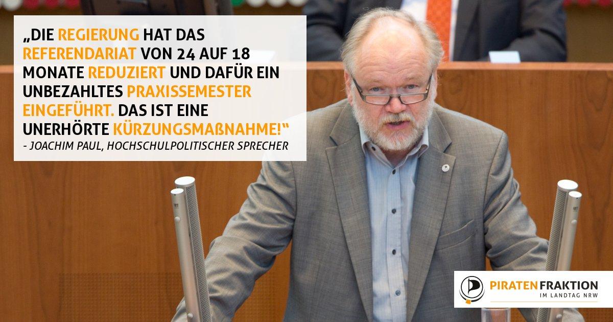 """Piratenfraktion Nrw On Twitter: """"Unser Abgeordneter"""