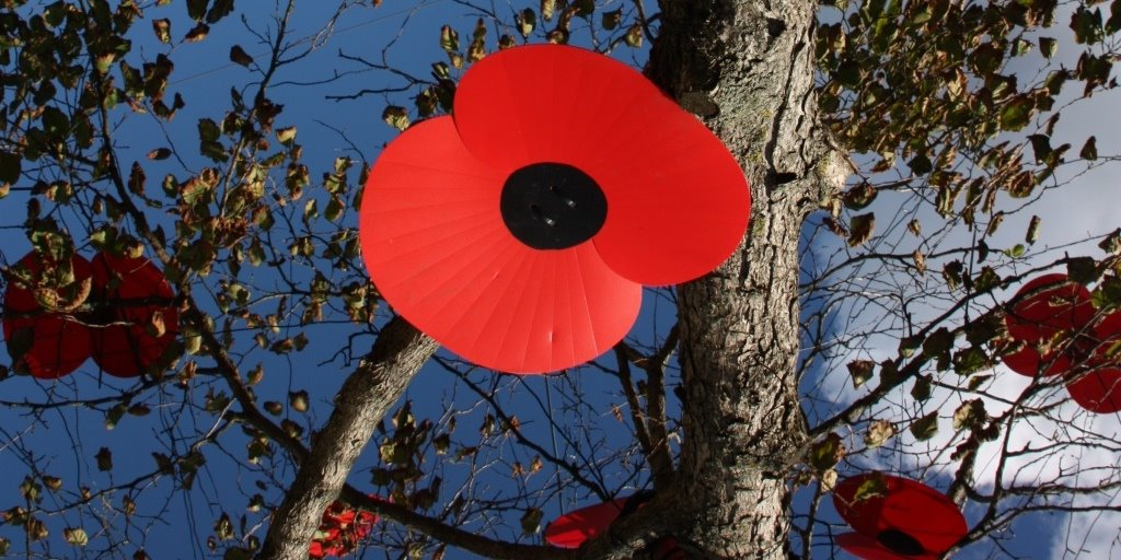 Remembrance services will be held across the borough on Sunday 13 November https://t.co/ZGB6aTkHDm https://t.co/RZrITCFKty