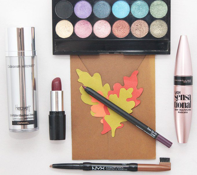 A purple and gold makeup look WeTweet_Beauty BBlogRT beauty FOTD bbloggers