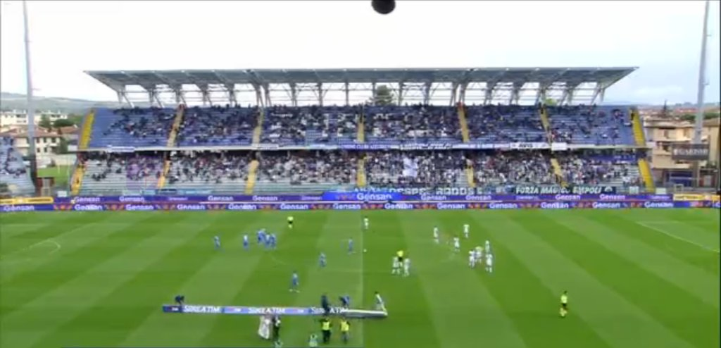 Diretta EMPOLI-FIORENTINA Streaming Gratis su  TV VPN, YouTube Video e Facebook Live