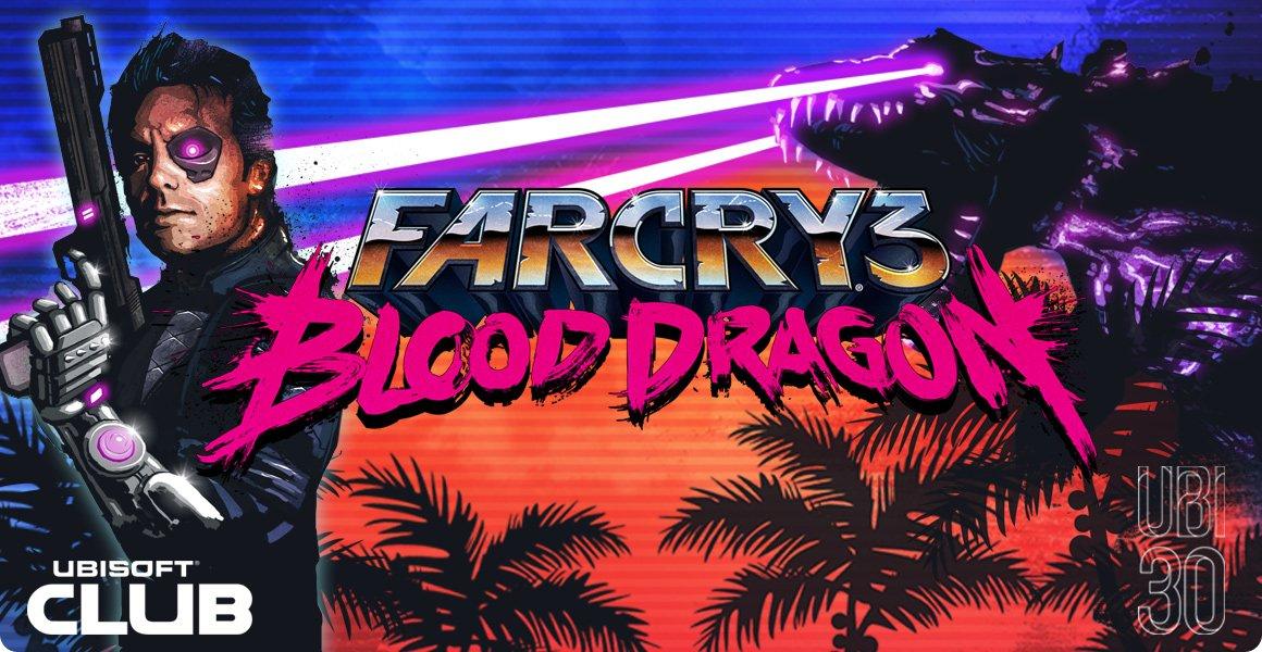 far cry 3 blood dragon background