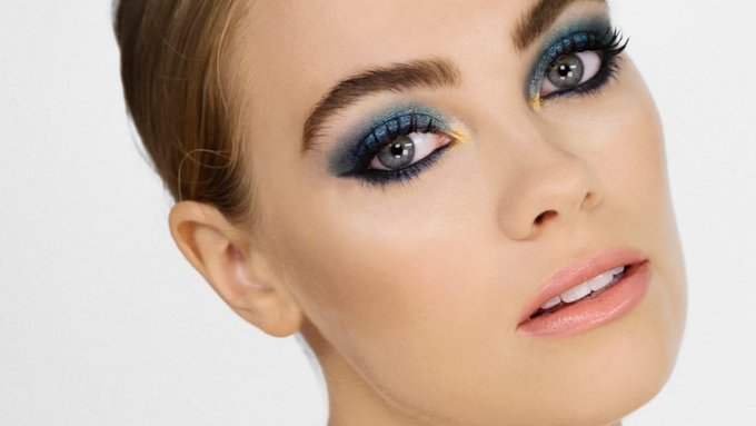 Metallic Mermaid Makeup - Cara Delevingne MakeUp LoveYouLisa -