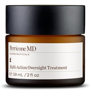 Perricone MD launches Multi Action Overnight Treatment PerriconeMD beauty skincare