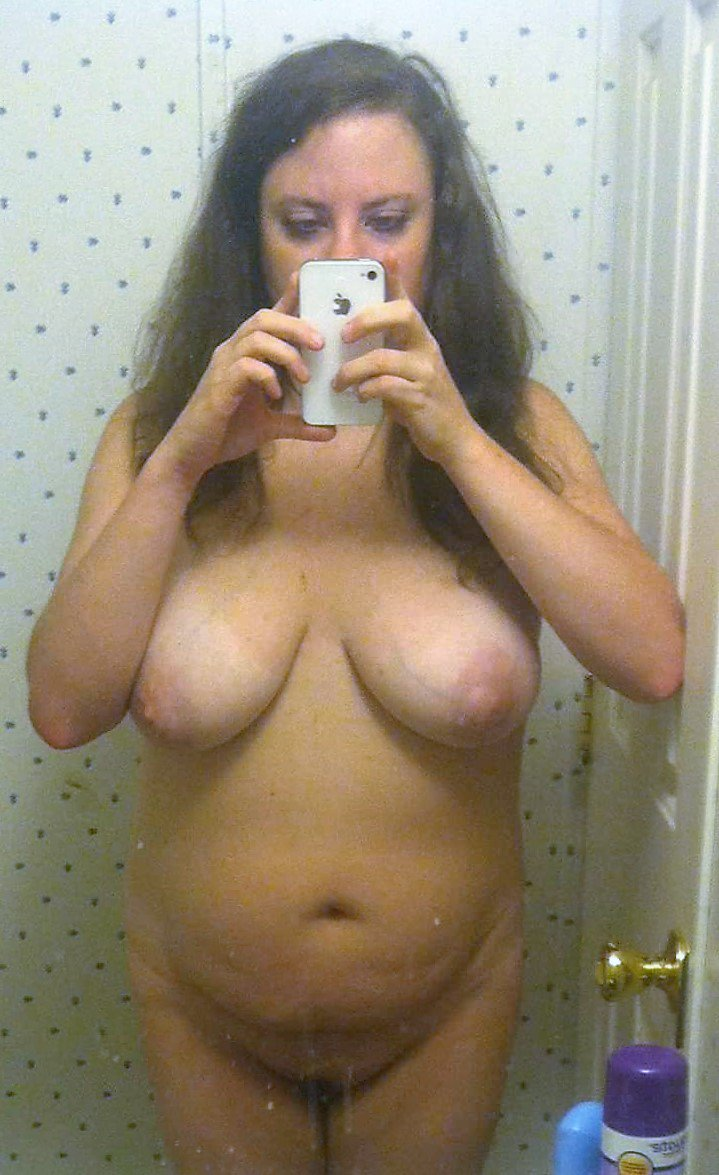 Nude Selfie 9417