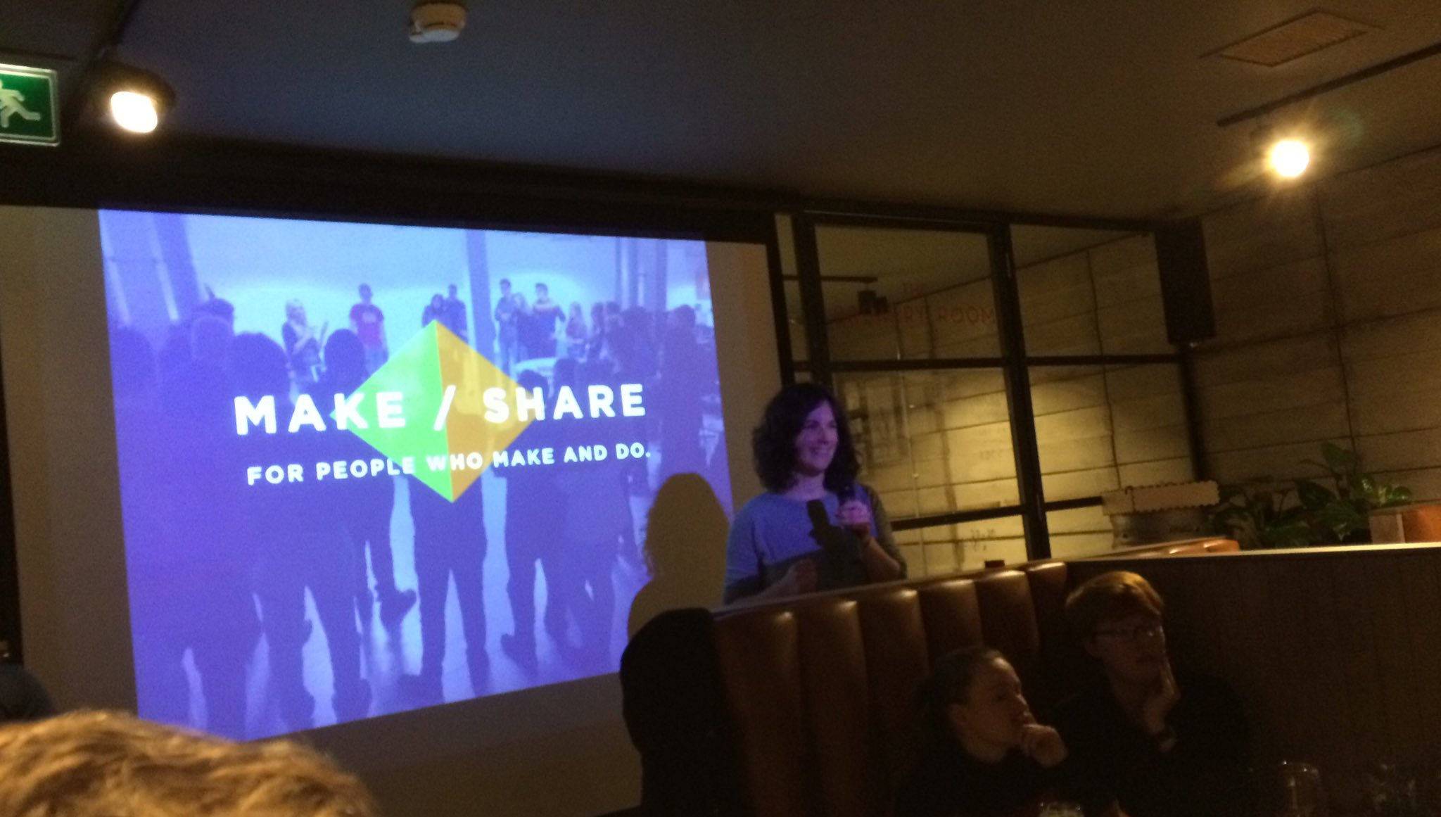 #makeshare is go! https://t.co/nL4CXRmVcL