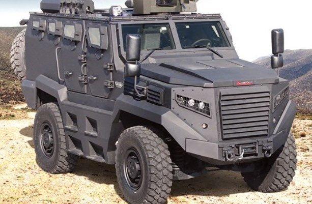 العربه HIZIR المدرعه من شركة Katmerciler التركيه  Cw1Bb46VQAAAFDN