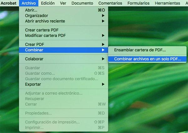 Si amas los PDF, te encantar este tutorial para crear un PDF a partir de varios