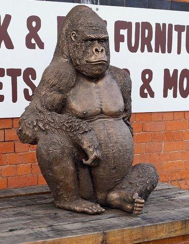 Can you help find gorilla stolen from Burton? https://t.co/0RNOmqd5bC https://t.co/9kBlbk2dKH